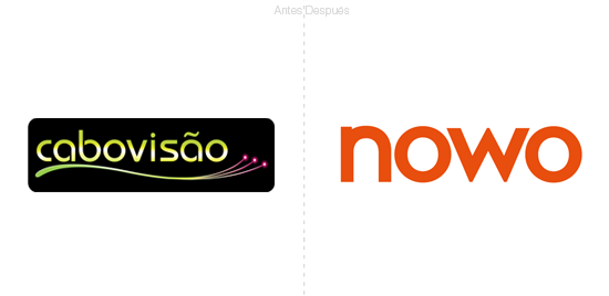 Cabovisao pasó a ser operador bajo el nombre de Nowo en Portugal