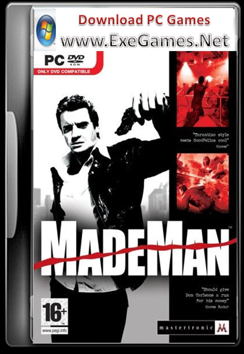 Full Version Ios: MadeMan Free Download PC Game Full Version