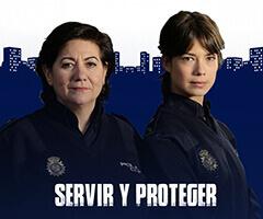 Servir y proteger capítulo 512 - rtve