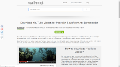 Best online youtube video downloader