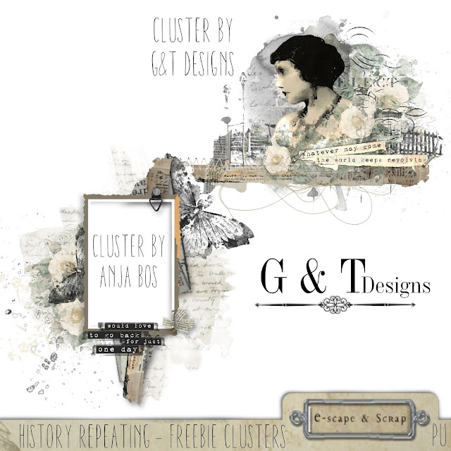 G&T Designs - History Repeating Kit & Freebie