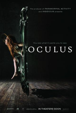 Oculus [2013] [DVDR] [NTSC] [Latino]