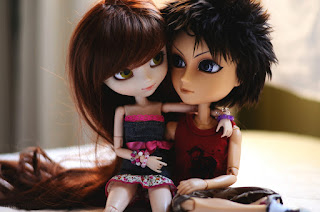 doll love images
