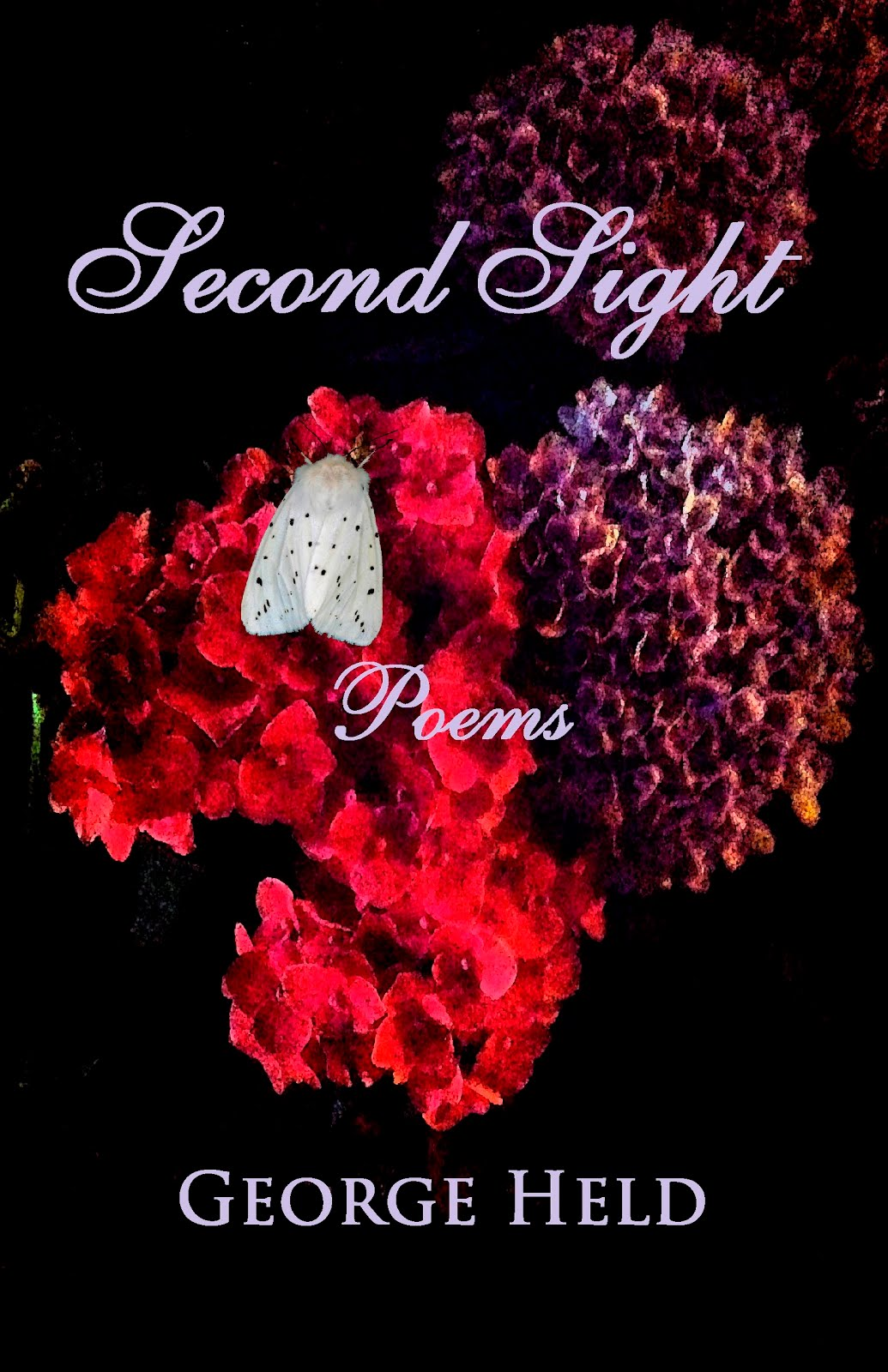 Autumn Reads: More Poetry by George Held: Second Sight, Available September 2019.