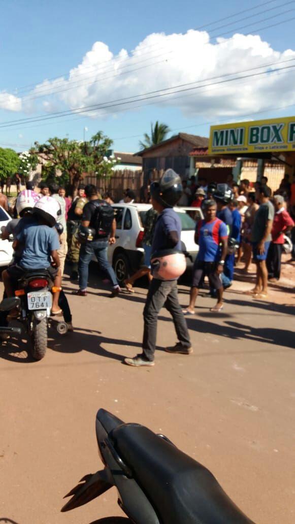 Em Santarém: Quatro pessoas foram baleadas no bairro do Santarenzinho; e uma mulher veio a óbito.