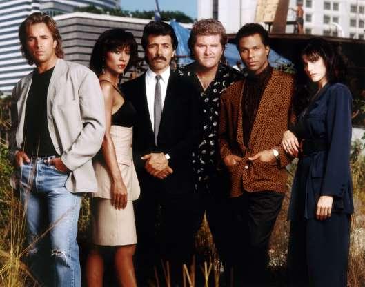 'Miami Vice': como eles estão agora?