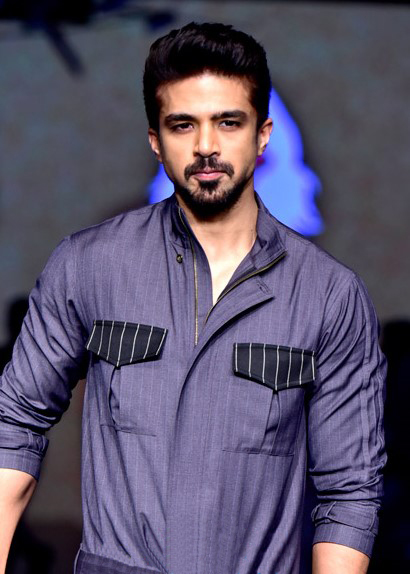Saqib Saleem in Race 3