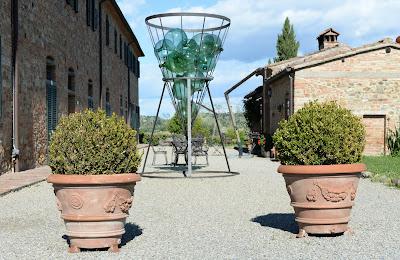 Fattoria Fibbiano winery Tuscany