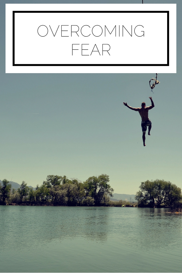 Click to read now or pin to save for later! Learn how to tackle your fear head on and overcome it