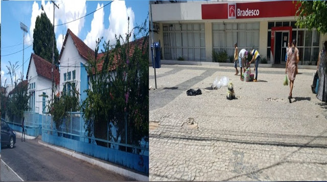 Alagoinhas: Bancos e escolas que não desfilaram no 7 de de setembro funcionam normalmente nesta sexta-feira, 8