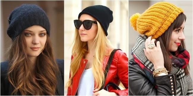 Variety Styles to Wear a Beanie  4e098de5103