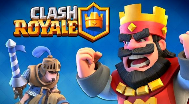 Clash Royale Game Penerus Clas of Clans 9 COC