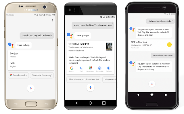 "Google announces ""Google Assistant"" for all Android 6.0 and above devices"