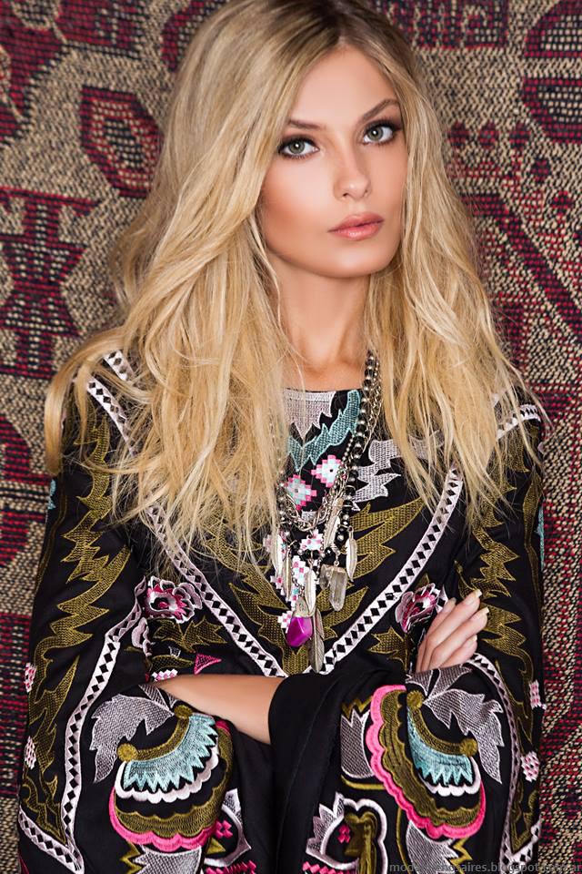 Moda invierno 2016 ropa de moda Sophya, Moda 2016.