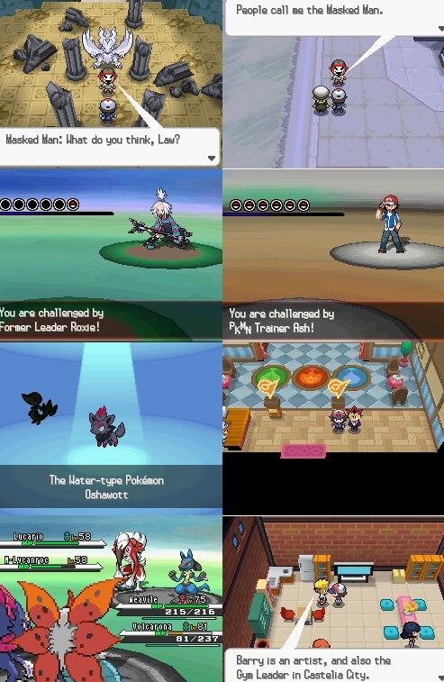 Pokemon Omega Paradox