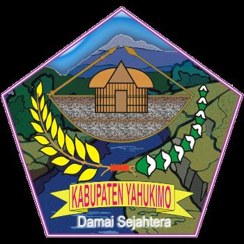Logo Kabupaten Yahukimo PNG