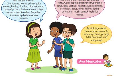 Soal Online Gratis Kelas 3 Tema 3 Kurikulum 2013 Revisi 2018 untuk SDMI