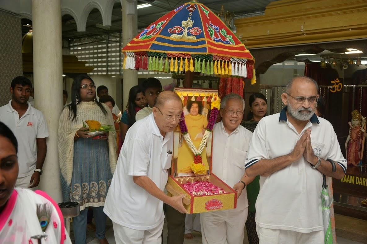 Sathya Sai Baba Centre of NED, Penang: Sai Global Akhanda Bhajan 2014