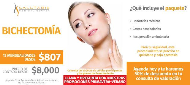 Precio Paquete Bichectomia Guadalajara Mexico