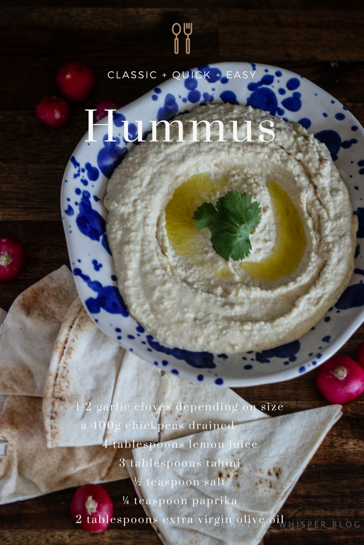 Hummus recipe, original hummus recipe, classic hummus recipe, easy hummus recipe, hummus recept, dip, easy dip, chickpeas, Mellanöstern,  kök , kikärtor, Mellanöstern kök, libanesisk kök, libanesisk mat,