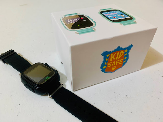 Kidsafe Philippines GPS Watch for Kids Review