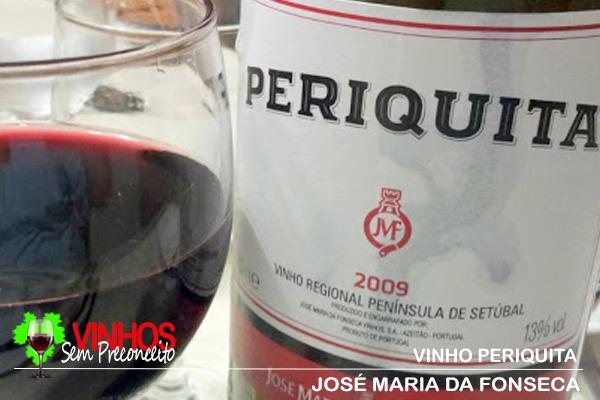 Vinho Periquita - José Maria da Fonseca