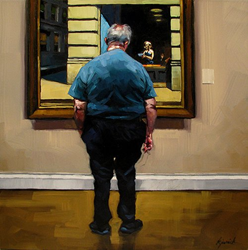 Karin Jurick | American Figurative Painter