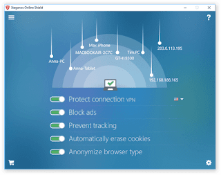 Steganos Online Shield VPN Full lizenzschlüssel Key Serial Seriennummer Lisans Anahtari Ürün Anahtari Activation Code Etkinlestirme Kodu