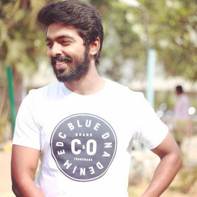 Gv Prakash kumar wife, age, father, family photos, biodata, caste
