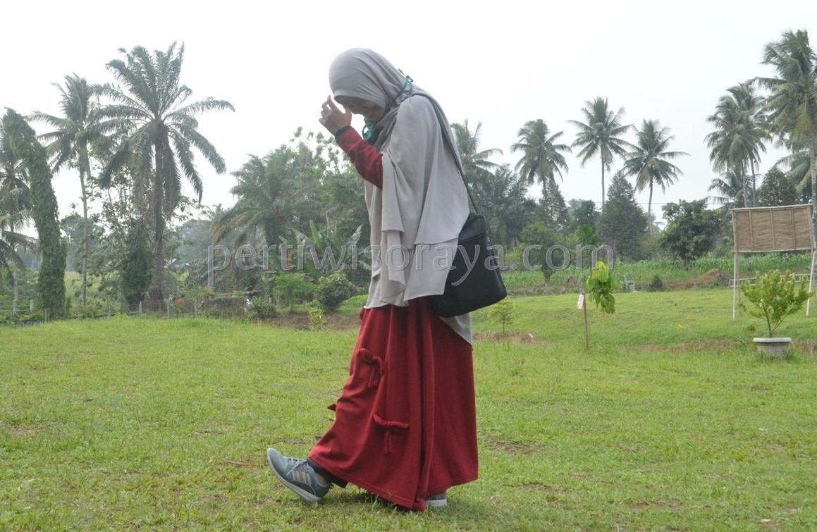 Duhai Ukhti Jangan Biarkan Hijab Panjang Membahayakan Nyawamu Dan Saudaramu Man Shabara Zhafira