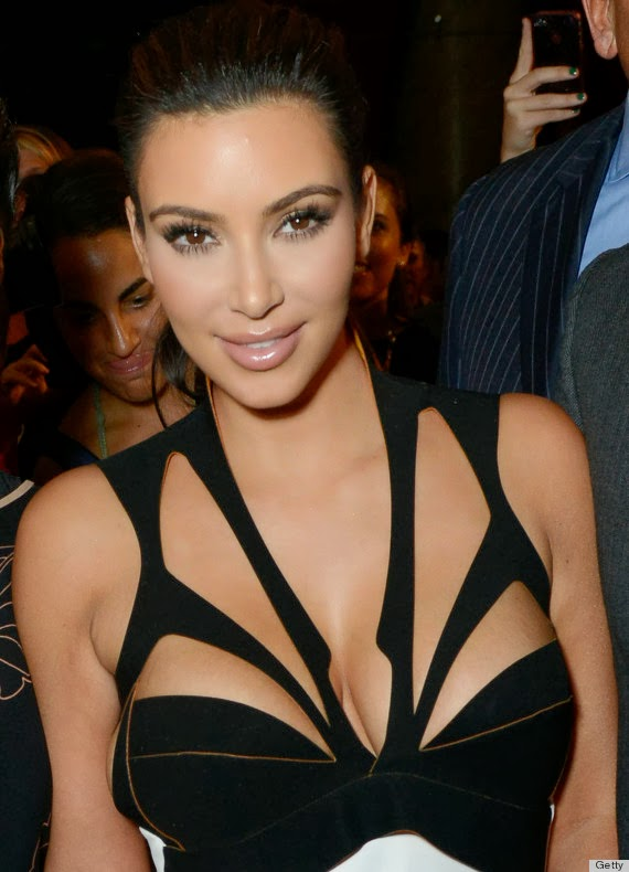 Head Shaved Womens Kim Kardashian Hot Photos-7261