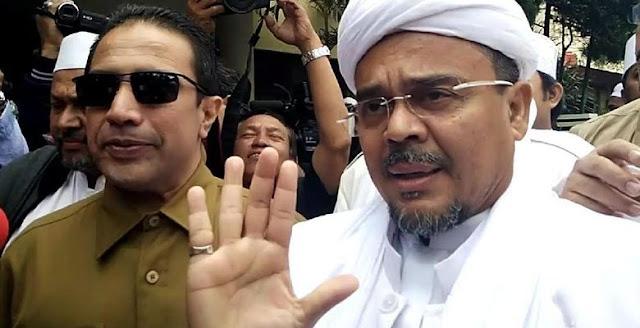 Persaudaraan Alumni 212: Jika Jokowi Menghendaki Kedamaian, Biarkan Habib Rizieq Pulang Dengan Aman