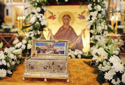 Αποτέλεσμα εικόνας για η αγια ζωνη στην ιερα μονη βατοπεδιου