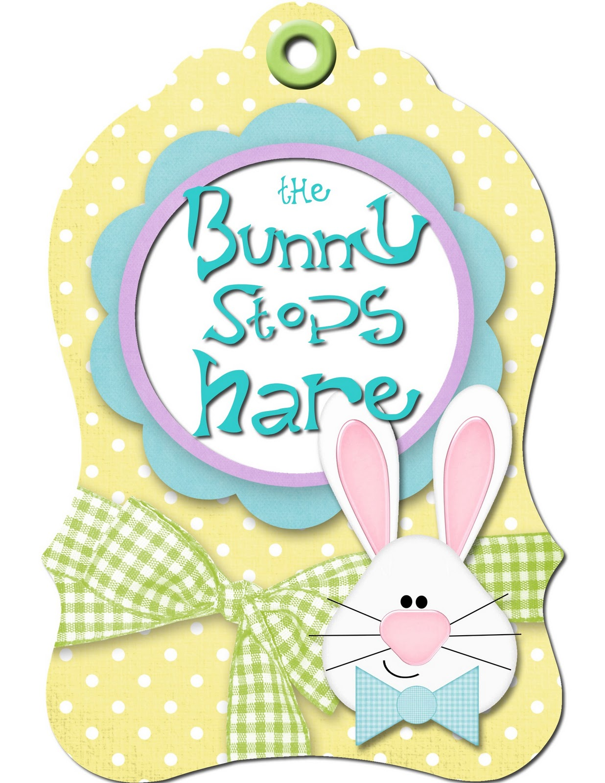 The Best Part Of Believe Easter Printables X2