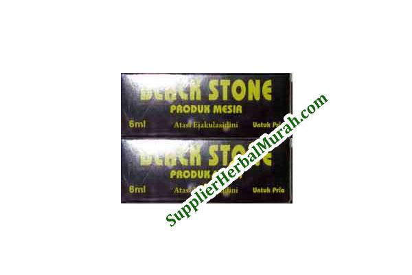 Black Stone 6 ml (Atasi Ejakulasi Dini)