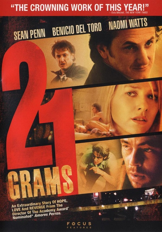 فیلم دوبله: 21 گرم (2003) 21 Grams