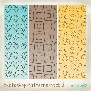 Share Patterns Photoshop Độc Đáo