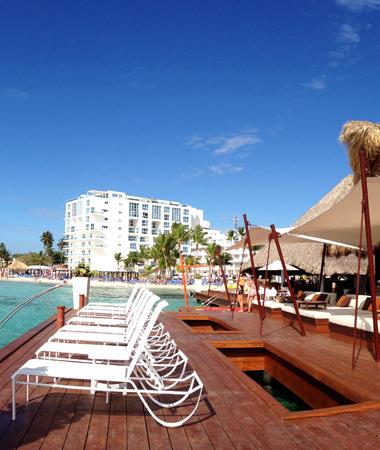 Pelicano Beach Club Menu