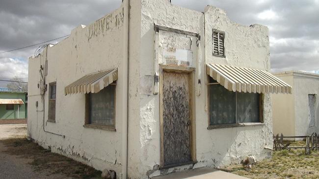 Urban Exploration of abandoned places in Willcox, Arizona