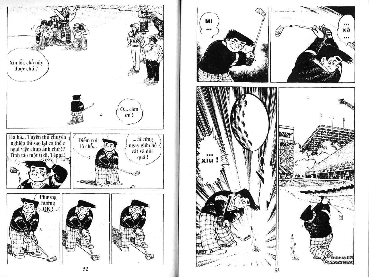 Ashita Tenki ni Naare chapter 43 trang 23