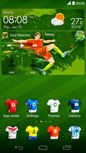Download Fifa World Cup THEME For 4