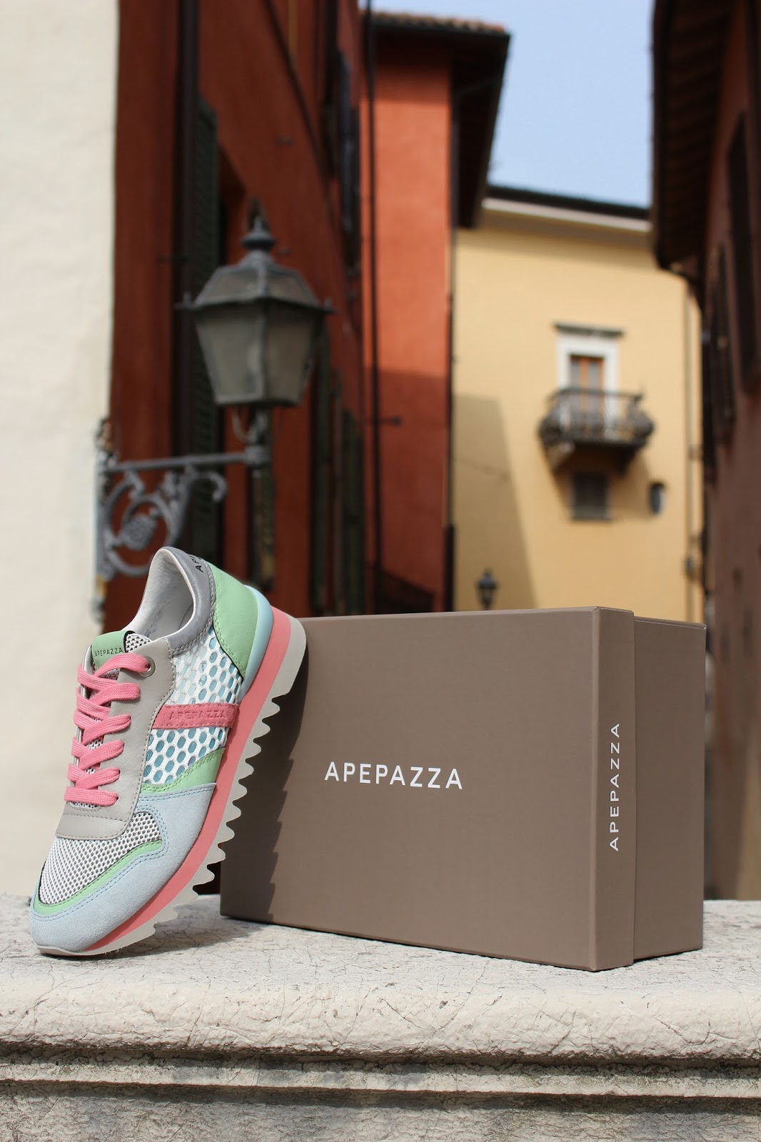 Eniwhere Fashion - Apepazza sneakers