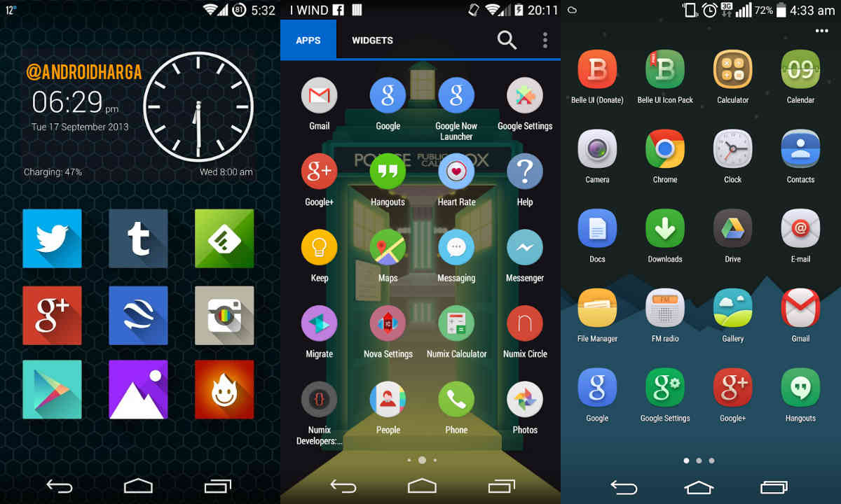 10 Icon Pack Gratis Untuk Asus Launcher Di Zenfone 6 Id