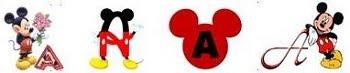 Mickey Abcs