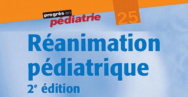 Réanimation Pédiatrique PDF