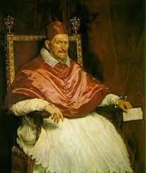 Papa Inocencio X - Velázquez