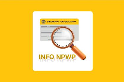 Cara Cek Status NPWP di Direktorat Jenderal Pajak