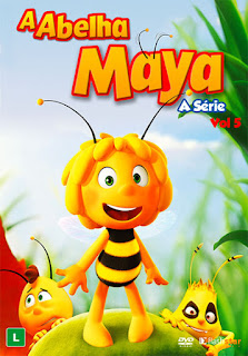 A Abelha Maya: A Série - Vol. 5 - DVDRip Dublado
