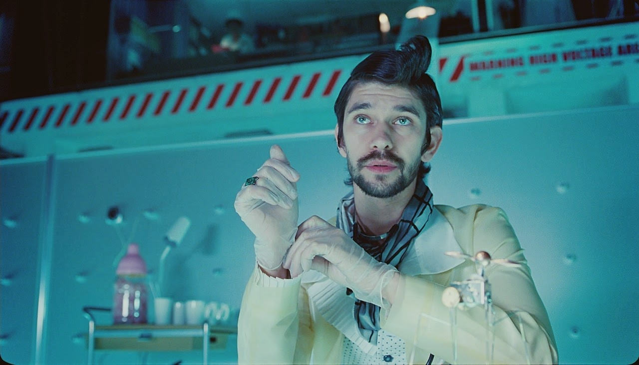 the zero theorem ben whishaw