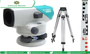 Jual Automatic Level Sokia B40 Series Kota Palu - Sulawesi Tengah